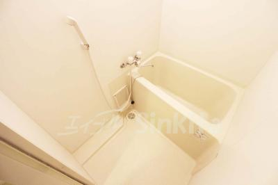 【浴室】カスターニャ三国本町