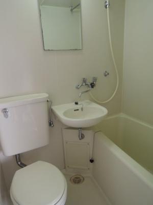 【浴室】コーポ・ルグラン