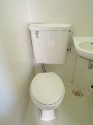 【トイレ】コーポ・ルグラン