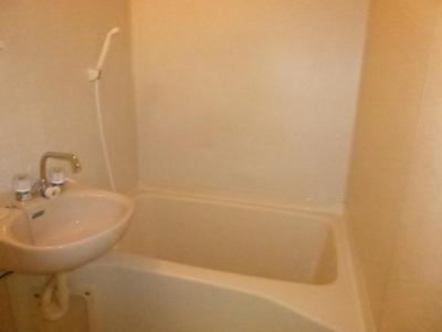 【浴室】ピア長等山