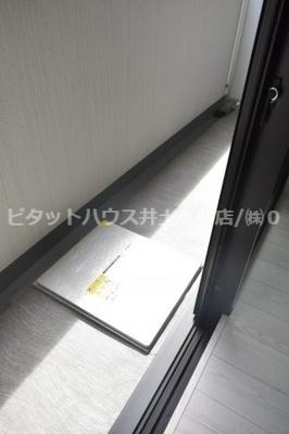 【バルコニー】ステージファースト横浜阪東橋