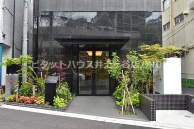 【エントランス】ステージファースト横浜阪東橋