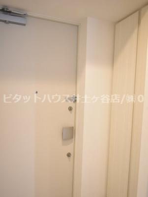 【玄関】ステージファースト横浜阪東橋