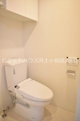 【トイレ】ステージファースト横浜阪東橋