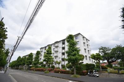 総戸数383戸、昭和57年3月築、自主管理につき管理費を安く抑えられます。