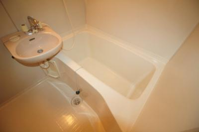 【浴室】ウエストリバー
