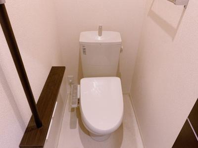 トイレも気になるポイント 【COCO SMILE ココスマイル】