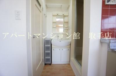 【独立洗面台】ハイツウィステリアB