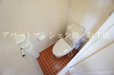 【トイレ】ハイツウィステリアB