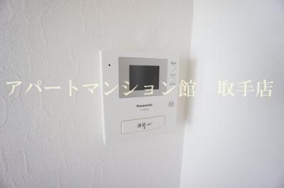 【セキュリティ】ハイツウィステリアB