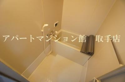 【浴室】ハイツウィステリアB