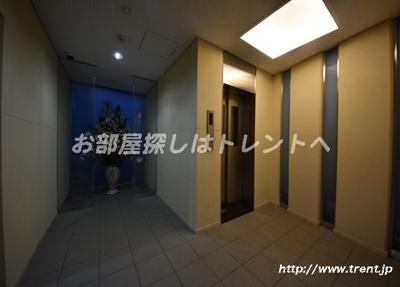 【その他共用部分】フィーカ牛込柳町