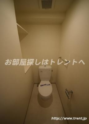 【トイレ】フィーカ牛込柳町