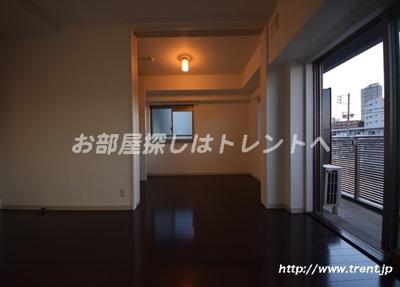 【居間・リビング】フィーカ牛込柳町