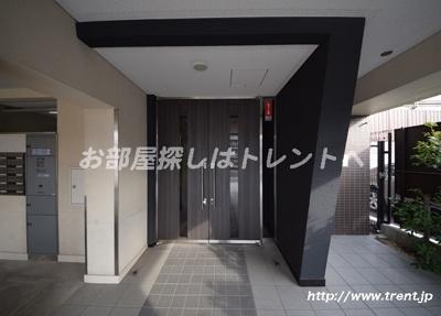 【エントランス】フィーカ牛込柳町
