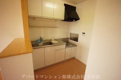 【キッチン】K-HOUSE-2