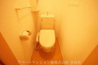 【トイレ】K-HOUSE-2