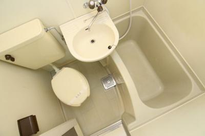 【浴室】α日吉台