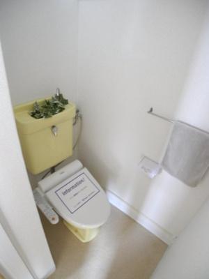 【トイレ】レイクサイドハイツC