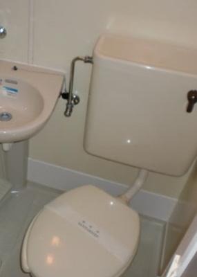【トイレ】ジェミニ大森本町