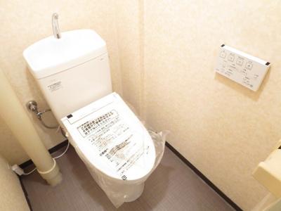 【トイレ】シャトラン藤江
