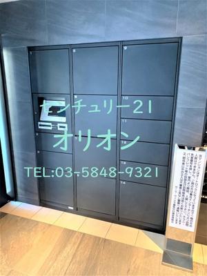 【その他共用部分】ガーラ・ヴィスタ練馬中村橋