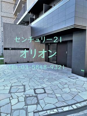 【エントランス】ガーラ・ヴィスタ練馬中村橋