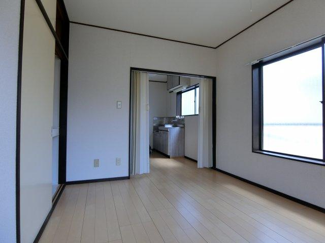【内装】武蔵台アパート