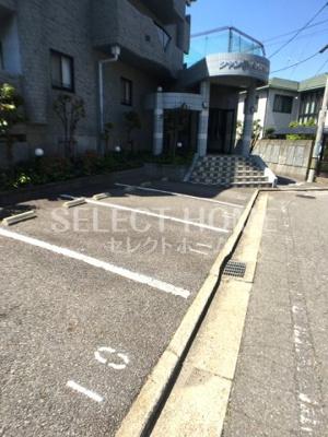 【駐車場】シャンテmaruwa