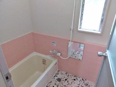 【浴室】六十谷戸建て