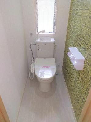【トイレ】六十谷戸建て
