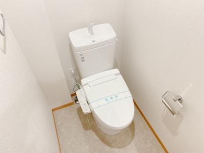 【トイレ】エスカーサ野沢