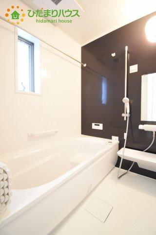 【浴室】北区日進町 第17 新築一戸建て クレイドルガーデン 01
