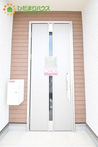 【外観】北区日進町 第17 新築一戸建て クレイドルガーデン 01