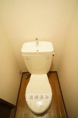 【トイレ】クレール咲が丘
