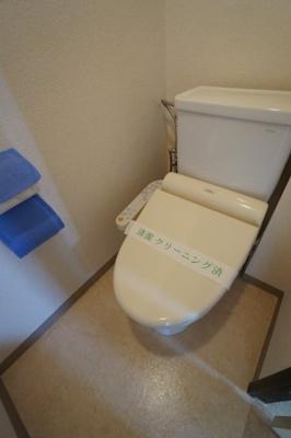 【トイレ】志木ニュウータウン南の森壱番街2号棟