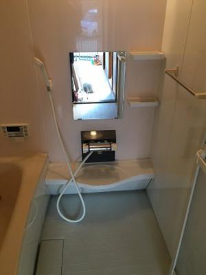【浴室】大津市坂本7丁目6-9 中古戸建