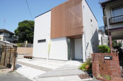 【外観】井口4丁目新築戸建て
