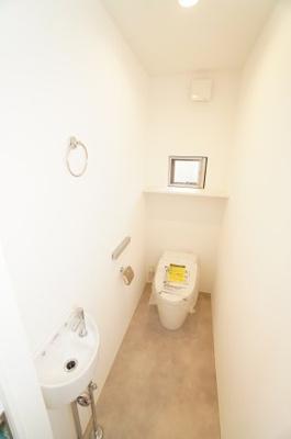 【トイレ】井口4丁目新築戸建て