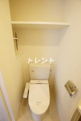 【トイレ】ベルフェリーク浅草橋