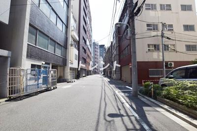 【周辺】ベルフェリーク浅草橋