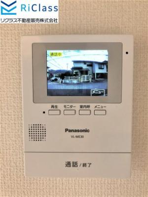 【セキュリティ】新築戸建 北区大池見山台