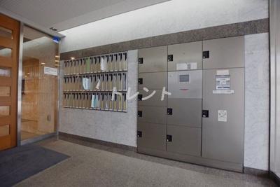 【その他共用部分】デュオスカーラ上野