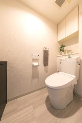 【トイレ】ファミール甲子園六石町
