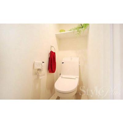 【トイレ】エルブ葵