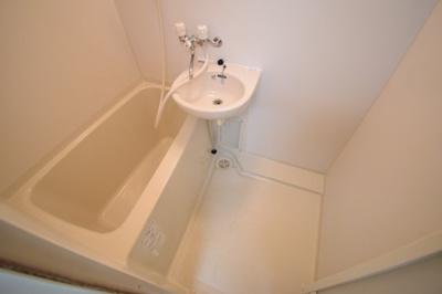 【浴室】フルール新開地