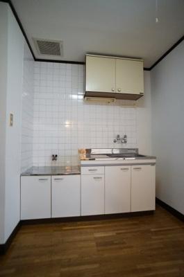 【キッチン】ショーワビルⅡ