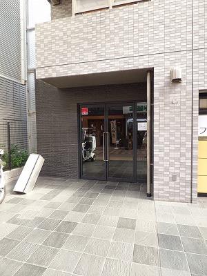 【エントランス】ブライズ荏原中延