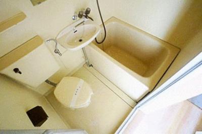 【浴室】ハニイ枡形