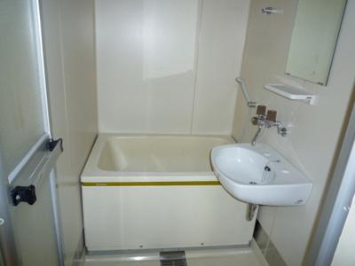 【浴室】プレジール三宅